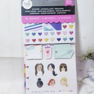 Encourager Multi Accessory Pack The Happy Planner